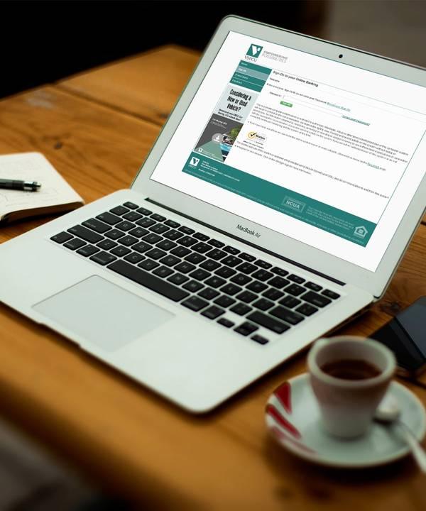 Online Banking Upgrade Tile