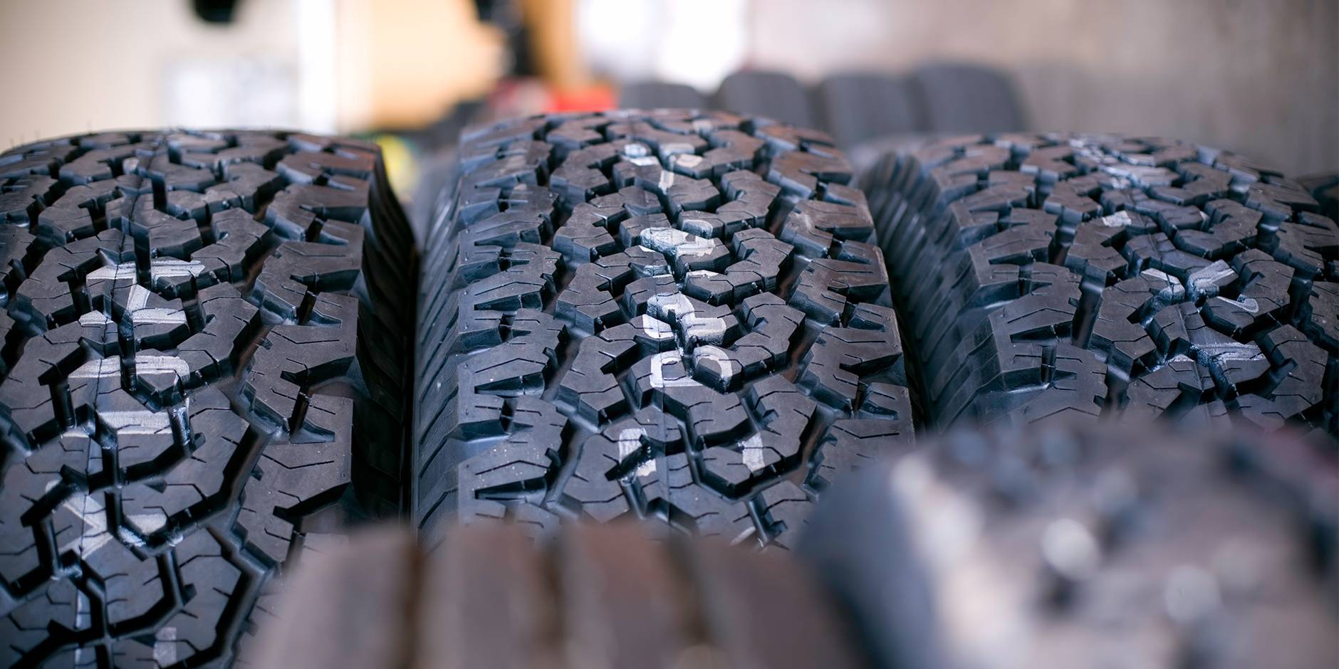 Donate Your Old Tires - October 17 to 28