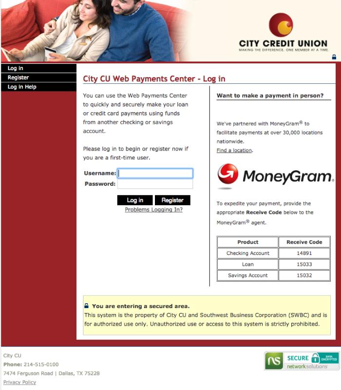 City-cu-loan-payment