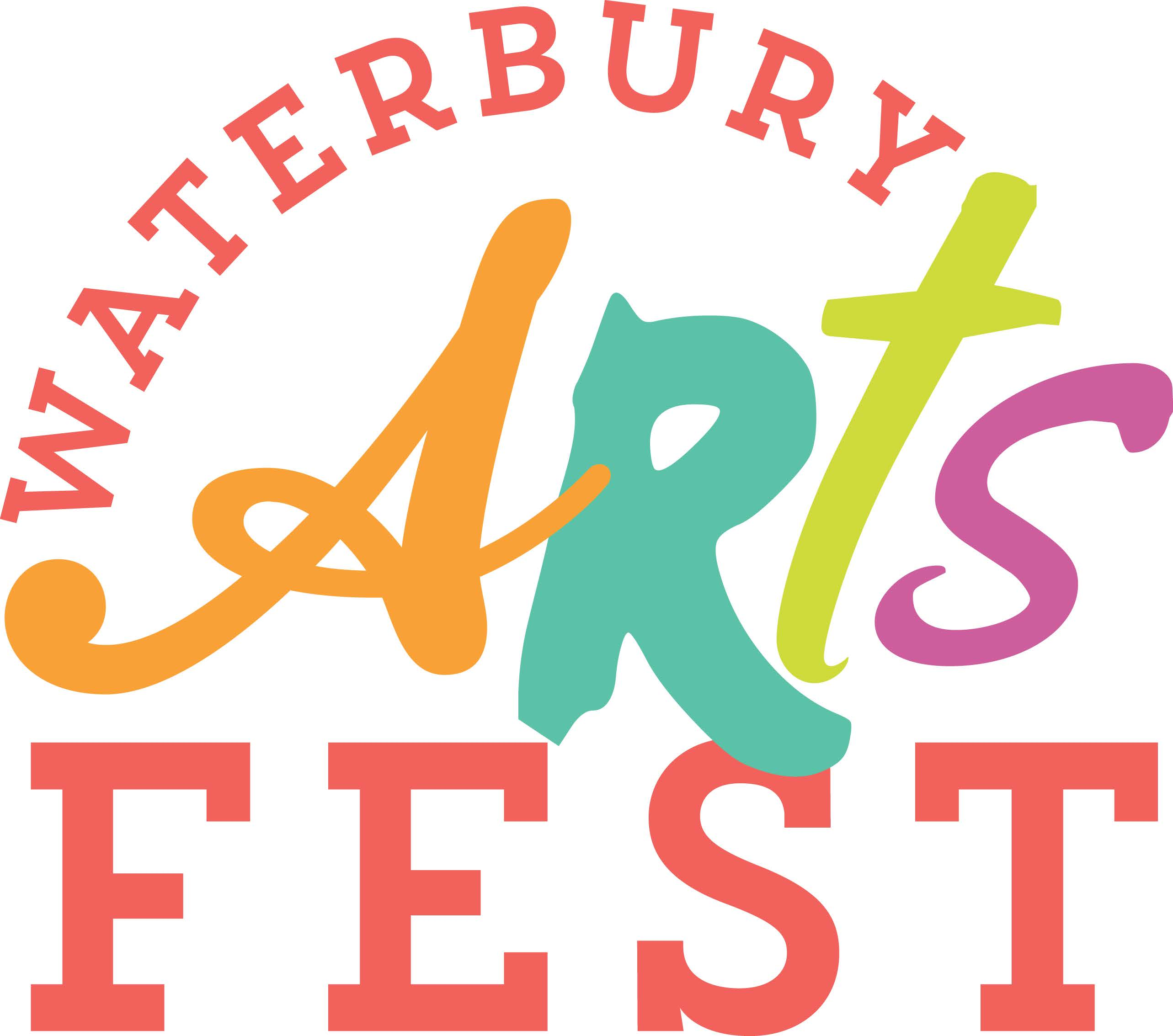 Waterbury Arts Fest Logo