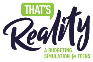 Thats Reality logo