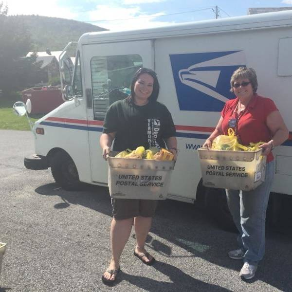 Social Impact Profile Excerpt Image - Letter Carriers Food Drive
