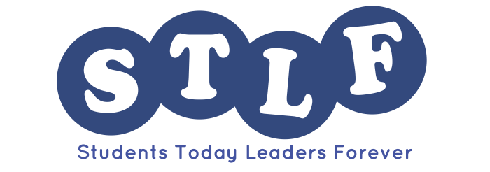 Students Today Leaders Forever logo
