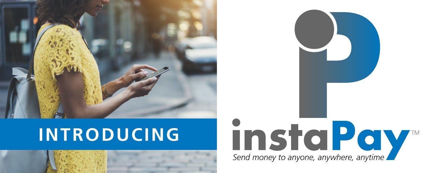 Introducing Instapay - send money to anyone, anywhere, anytime