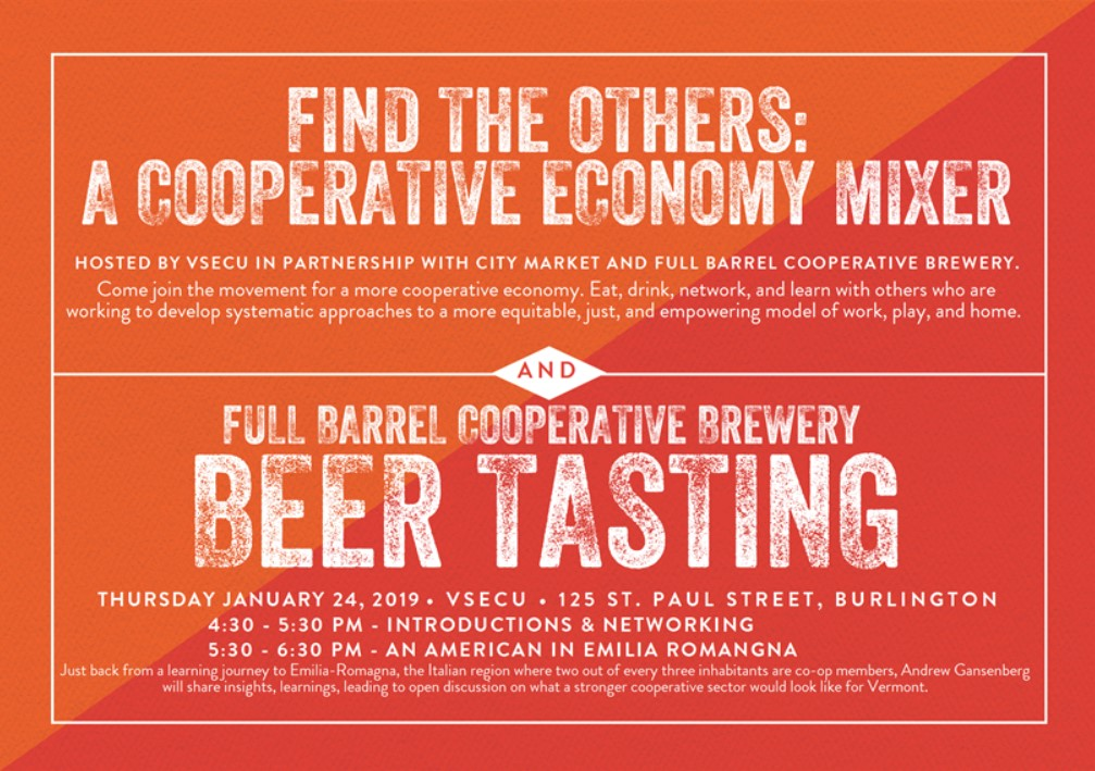 coop mixer event january 24
