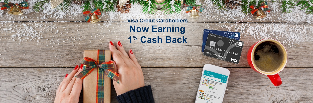 Visa Cash Back