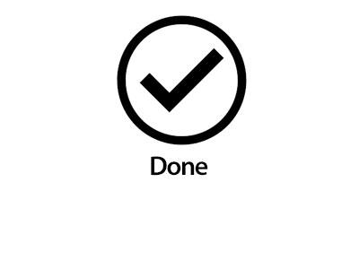 Checkmark-symbol