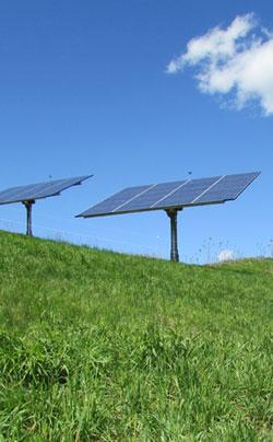 Solarpanels vgreen