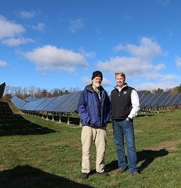 Guilford solar article