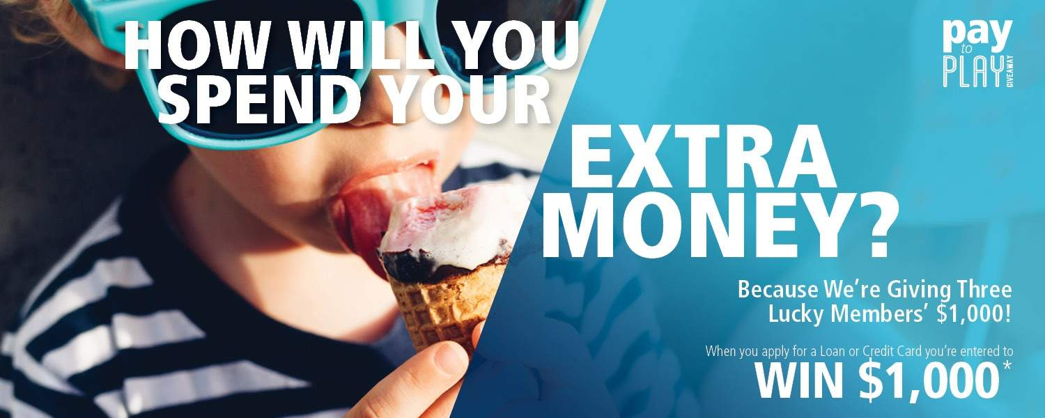 Kid eats ice cream - how will you spend your extra money. Altura giving away 1,000. Learn more below.