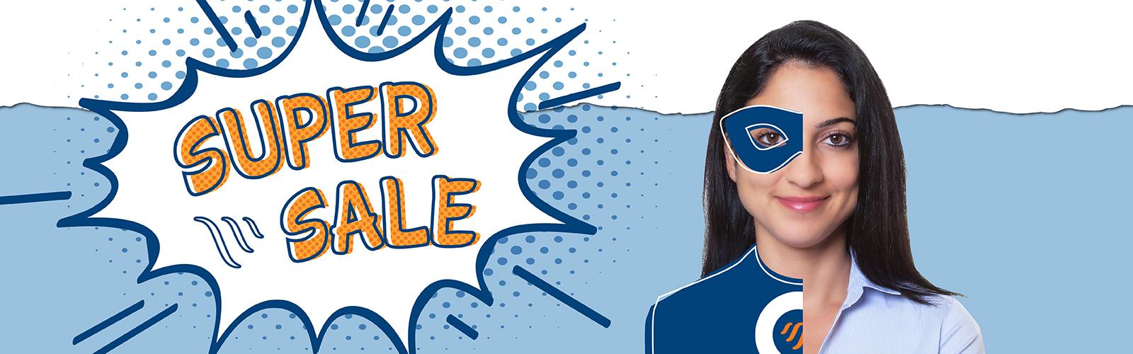 Super Sale — Mill City Credit Union