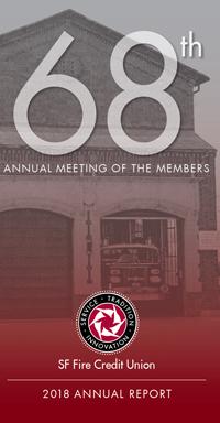 2019 Annual Report Cover