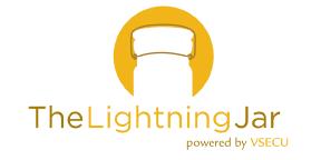 The Lightening Jar logo