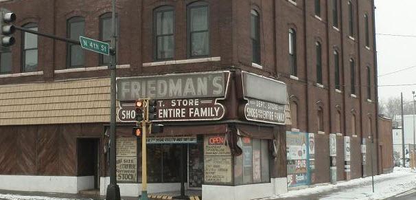 Friedman S Shoes Minneapolis