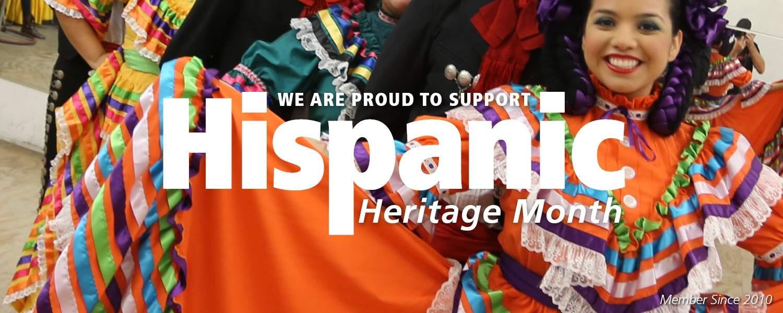 Hispanic heritage month hero banner 1500x600