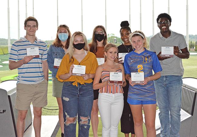 Photo of the 2021 Quest For Education Scholarship Recipients