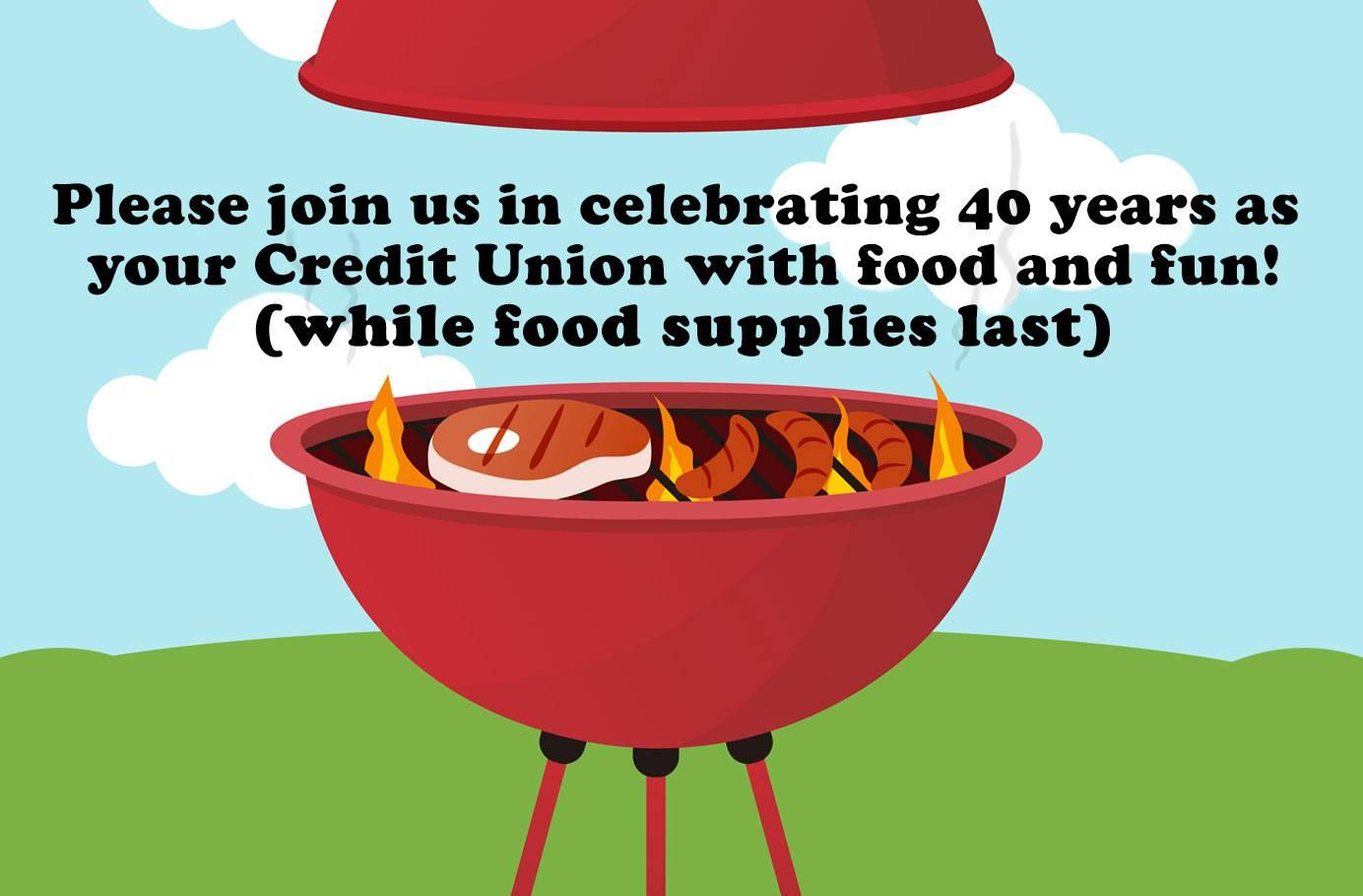 40th Anniversary Celebratory BBQ Events