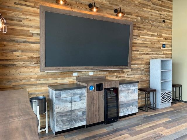 HBU Cafe Style Lounge Area