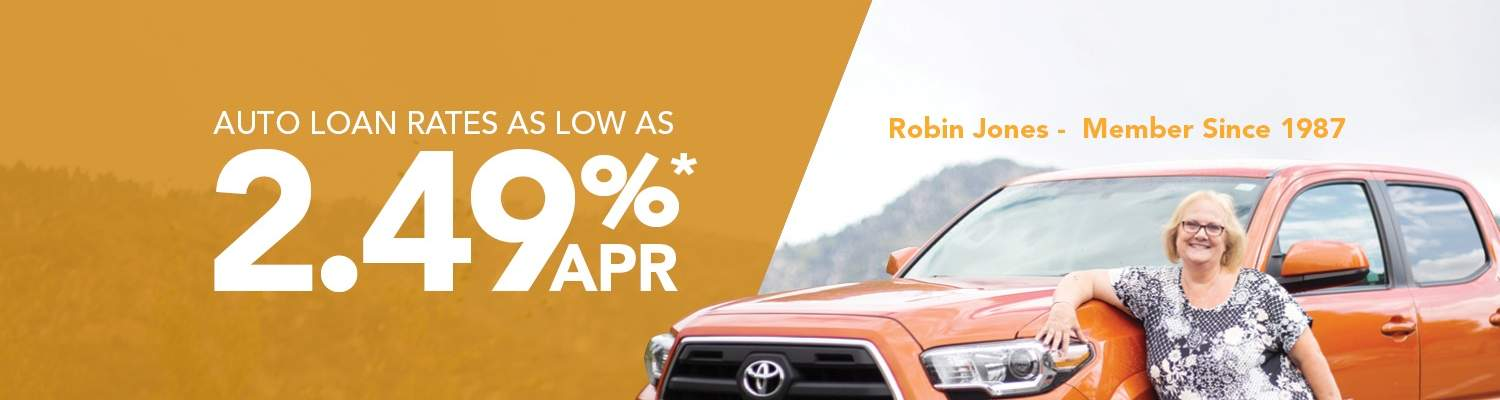 Altura Credit Union Auto Loan Rates as Low as 2.49% APR*