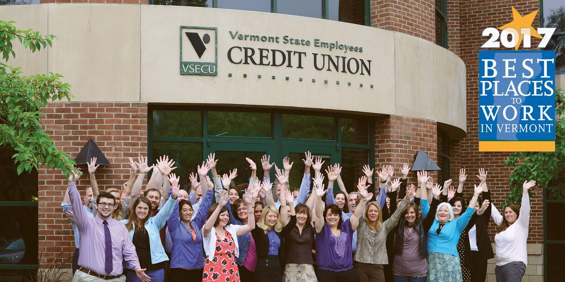 VSECU Earns Workplace Award