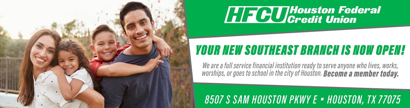 Houston Federal Credit Union - HFCU
