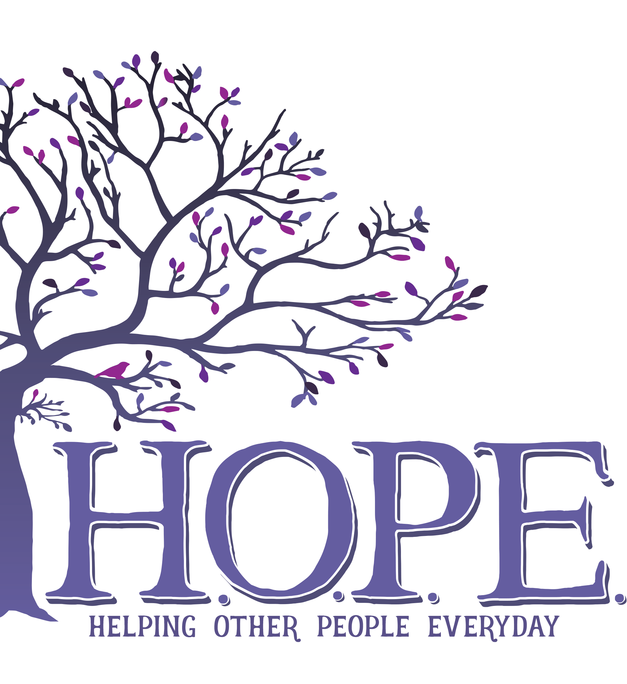 Hope - helping other people everyday