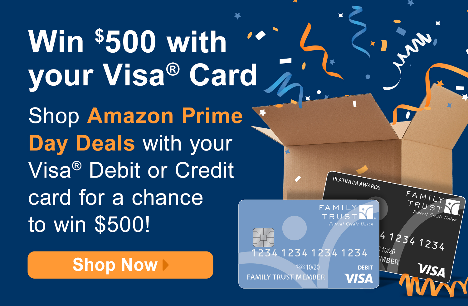 Amazon Prime Day $500 Giveaway