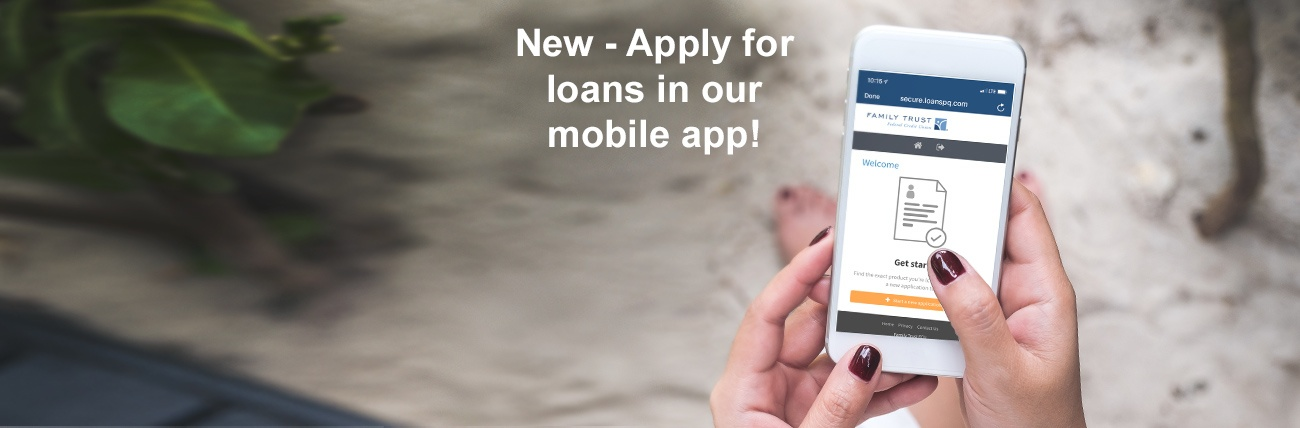 Mobile Loan Applications