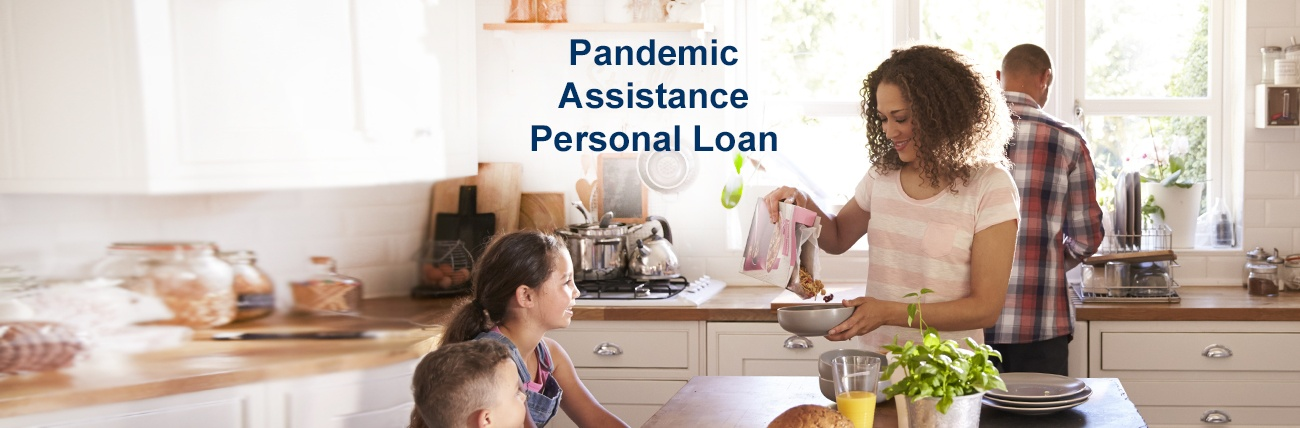 Pandemic Assistance Personal Loan