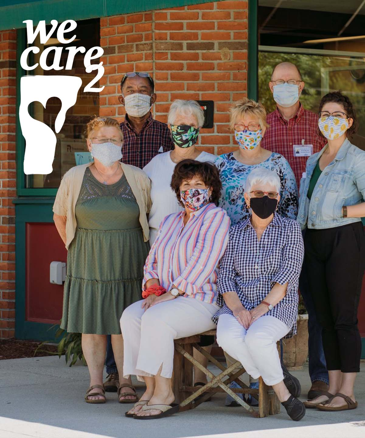 We care 2 homepage tile