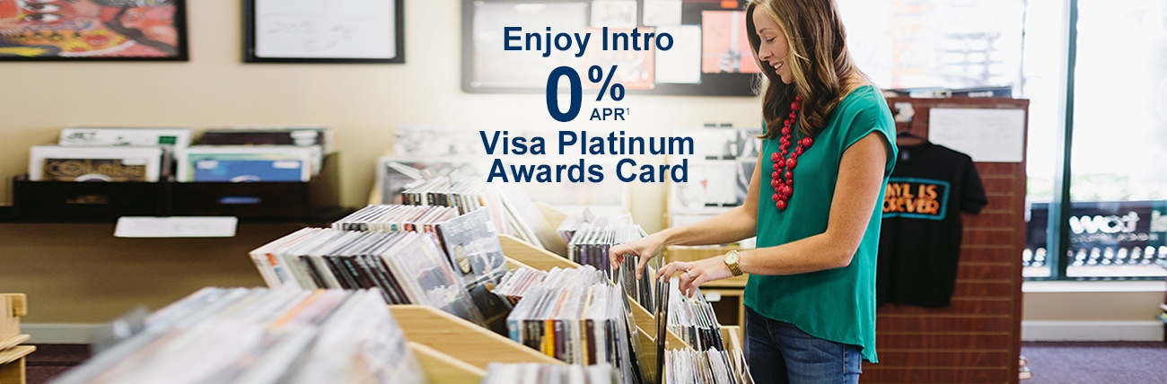 Visa Intro offer