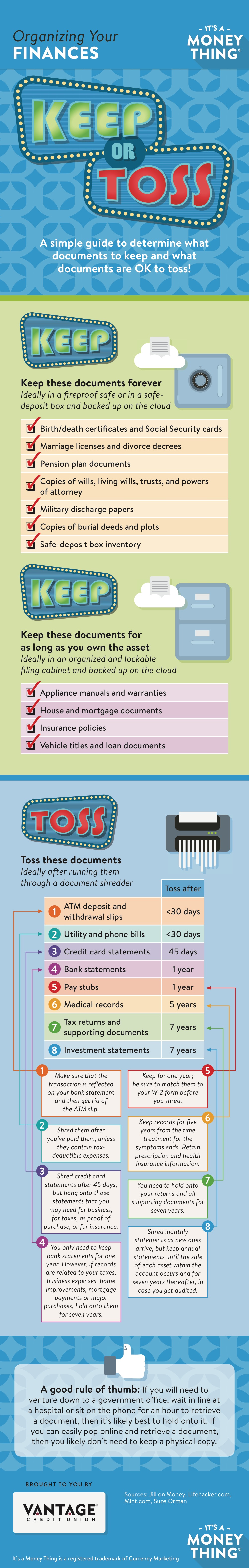 organizing-your-finances-infographic