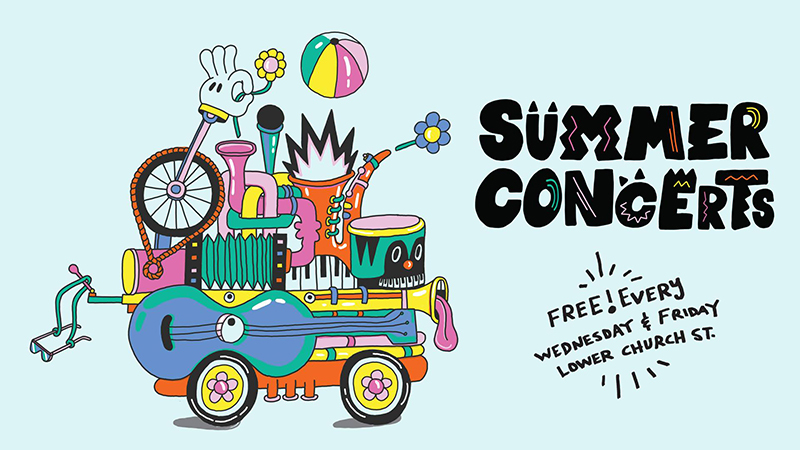 Bca summer concert series 2019