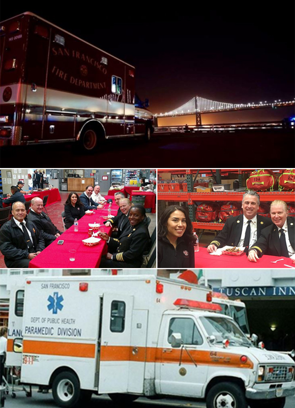 Ems week collage
