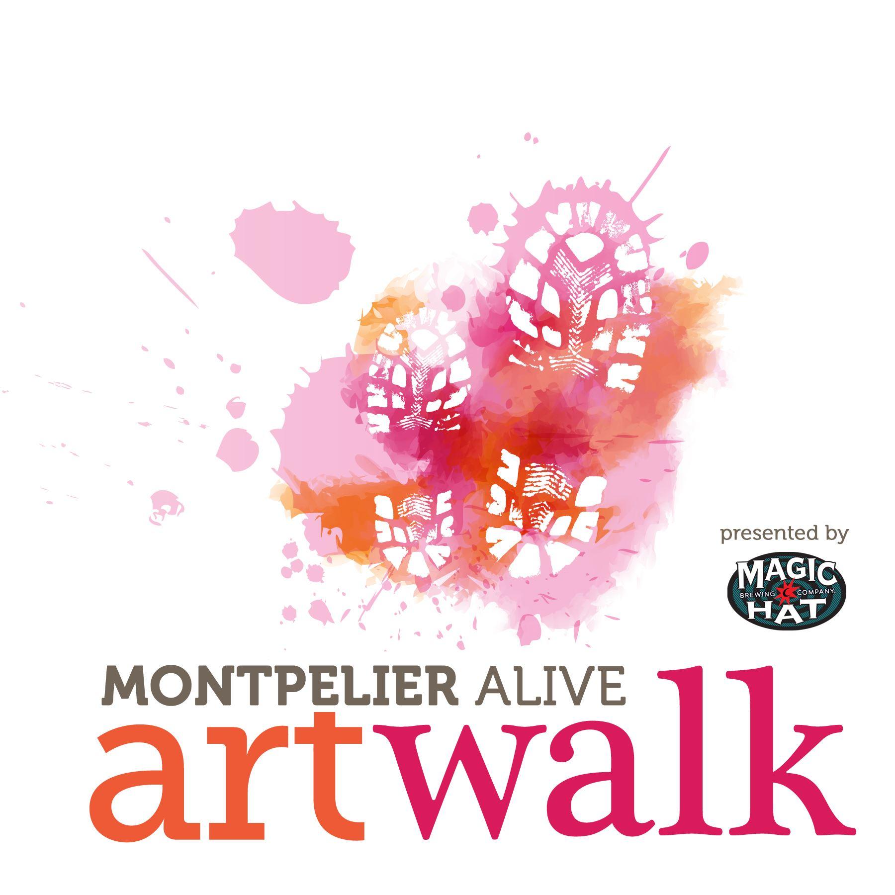 Montpelier alive art walk 2019