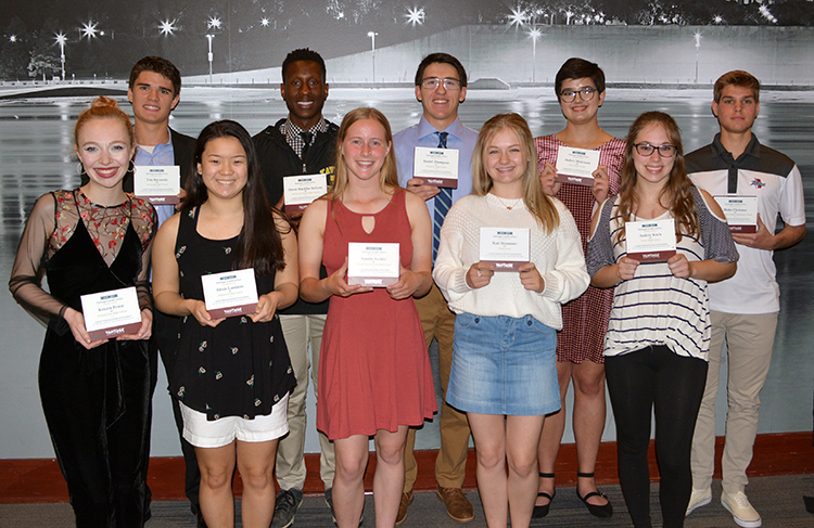 photo of 2018-19 QFE Scholarship Winners
