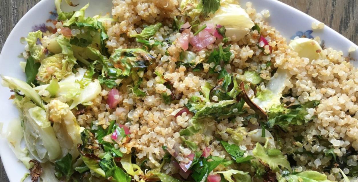 Quinoa brussels