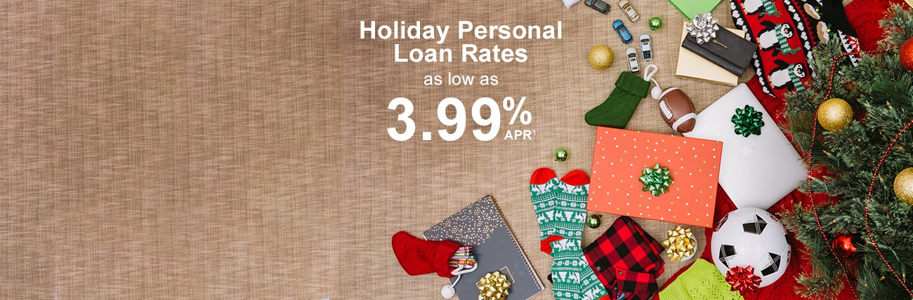 Holiday Personal Loans