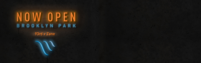 Brooklyn Park branch now open