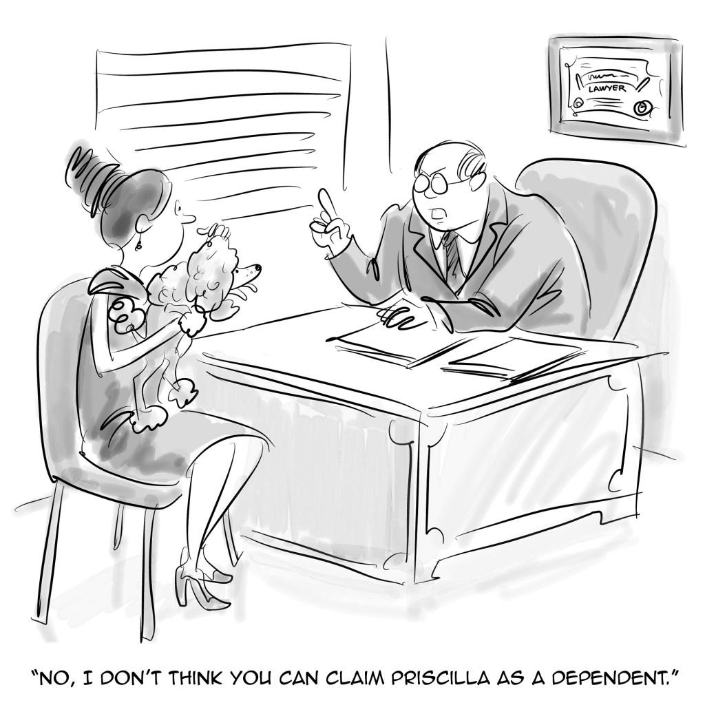 Financial-cartoon -dependent-1024x1024