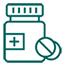Health savings icon green