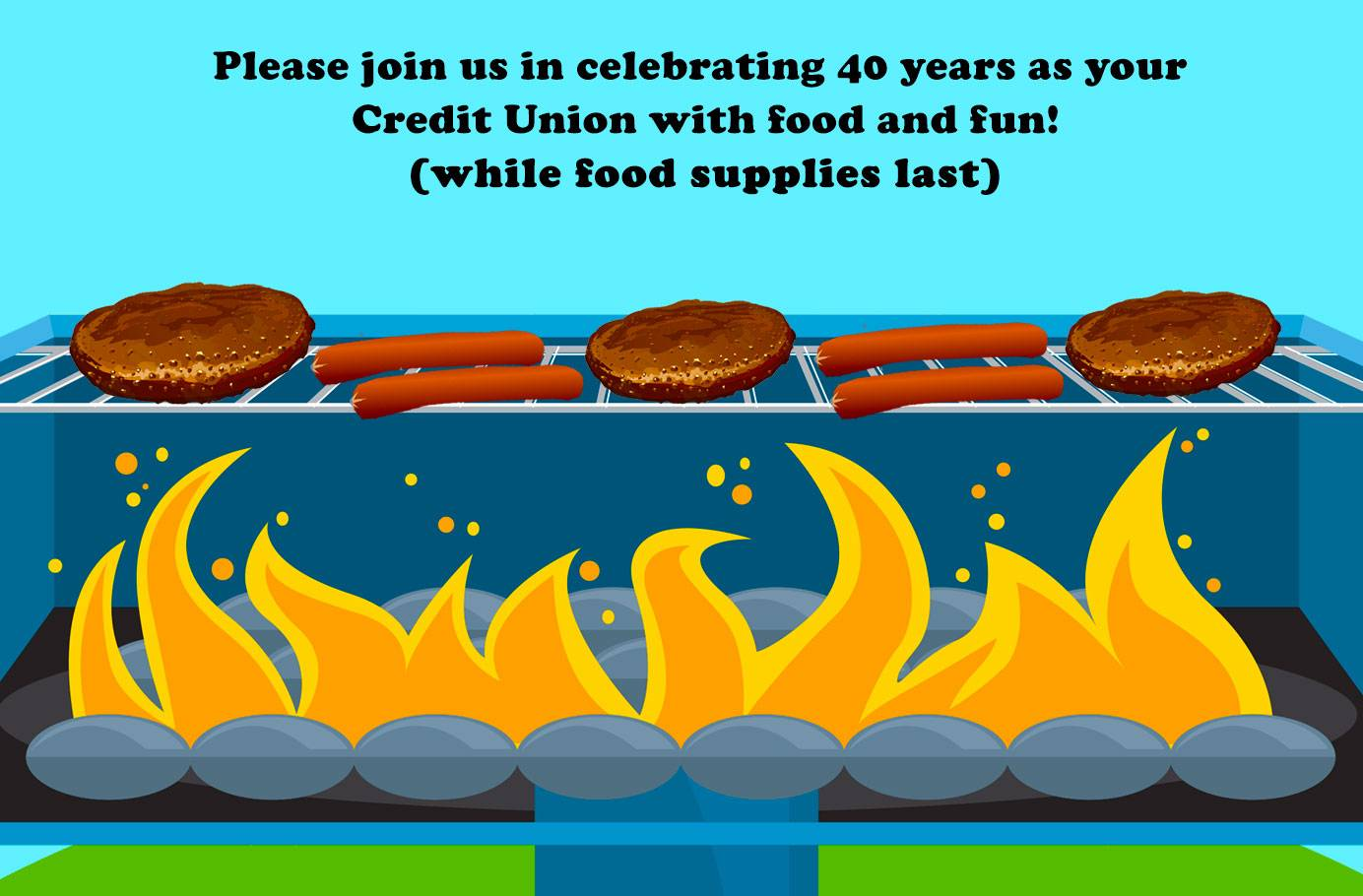 40th Anniversary Celebratory BBQ Events