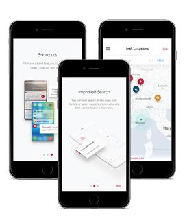 Locator app email image 1