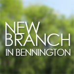 Benningtonbranchopen square