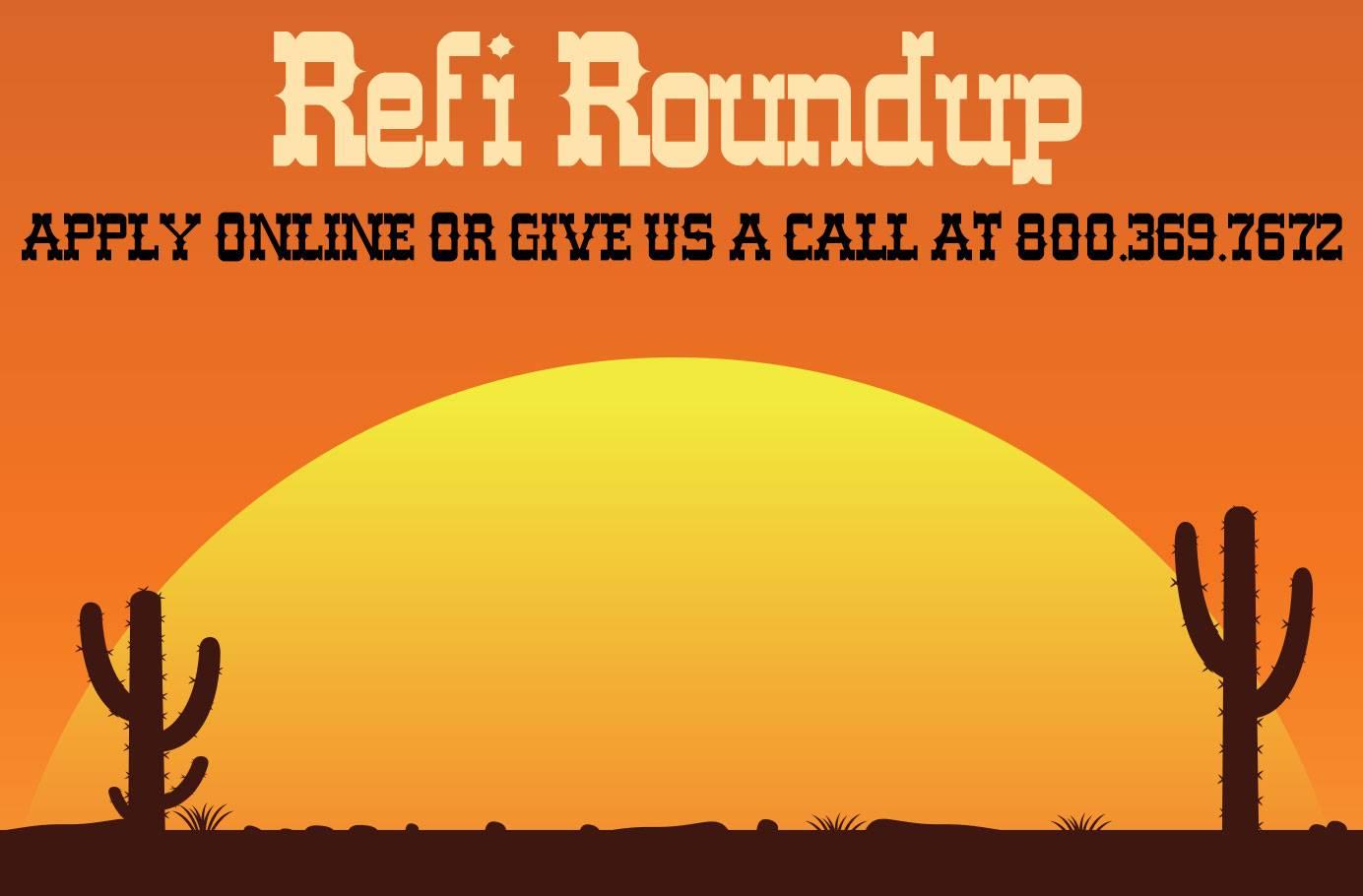 2020 Refi Roundup