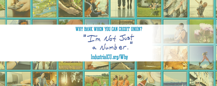why bank when you can credit union