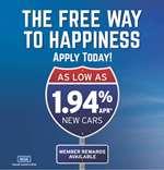 1.94% APR Auto Loan - Apply Today