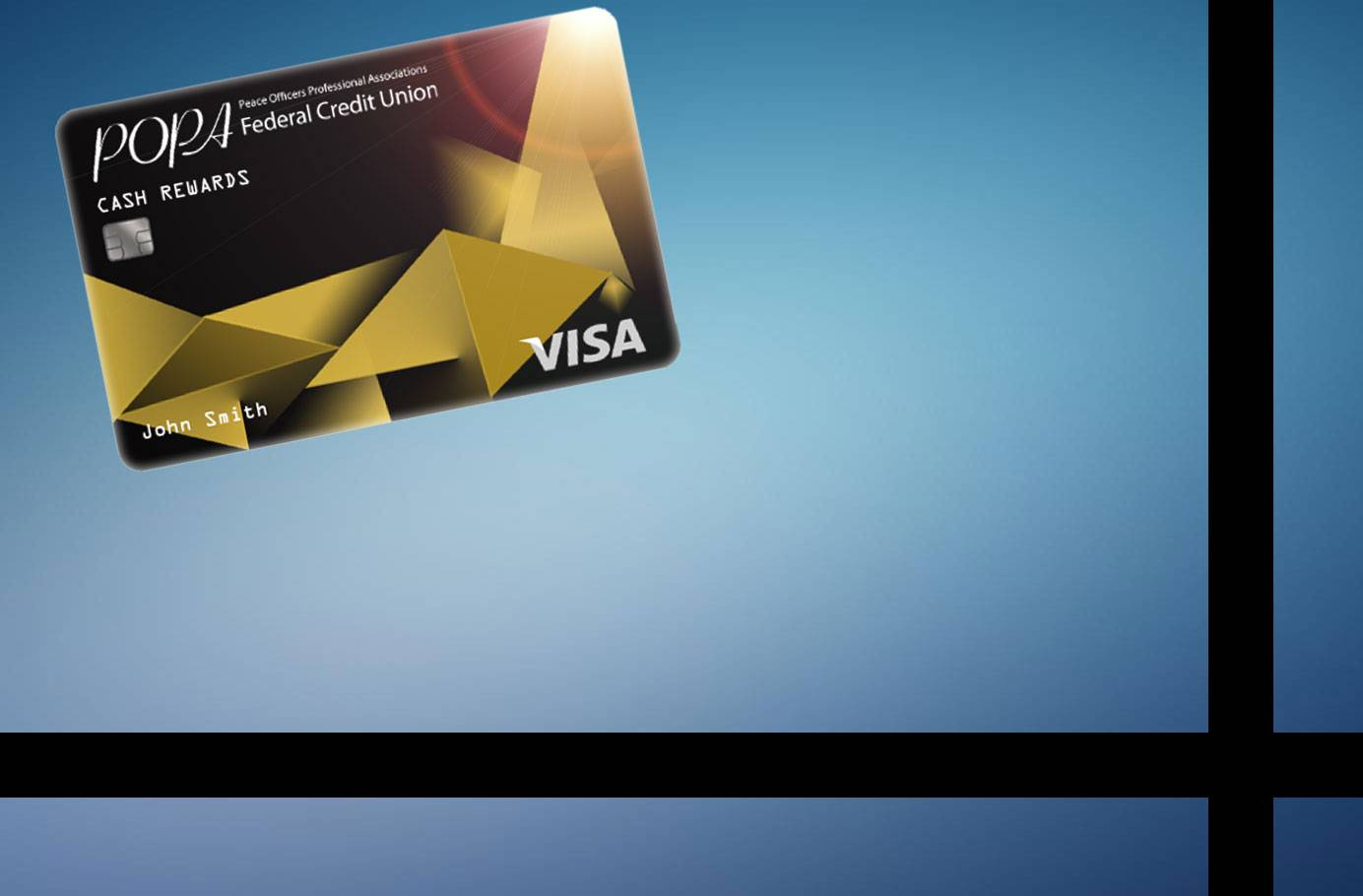 New Cash Rewards VISA