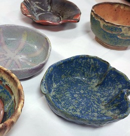 Empty bowls article