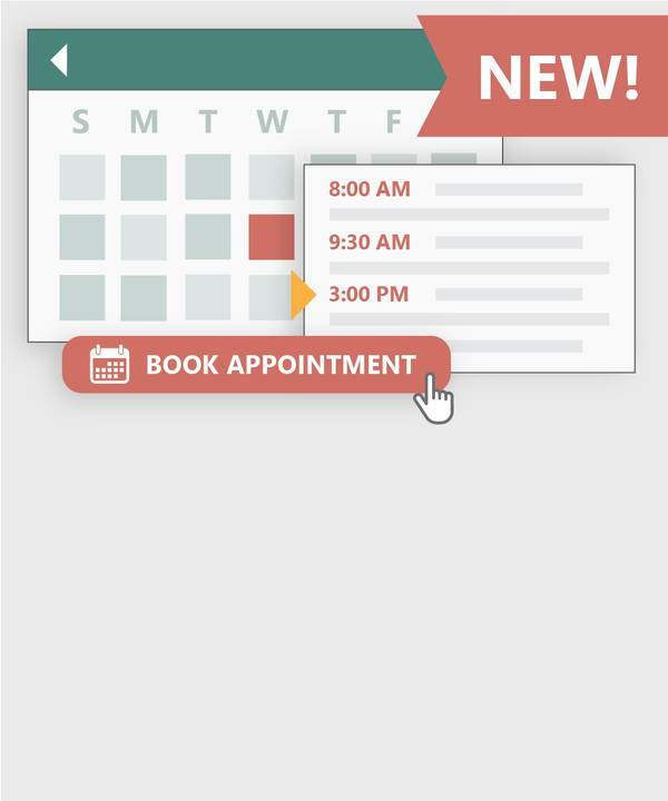 Appointment Scheduler Tile